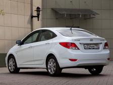 В России продано 50 тысяч седанов и хэтчбеков Hyundai Solaris